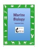 MARINE BIOLOGY Independent Study