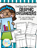 MATH Problem Solving Graphic Organizers - CCSS Constructed
