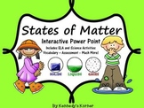MATTER / CHANGES SCIENCE UNIT ~ GRADES 2 - 4
