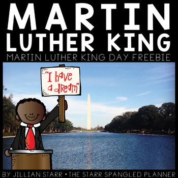 Martin Luther King Day Mini Bundle