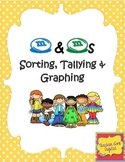 M&M Sorting, Tallying & Graphing Center