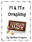 M&M's Graphing