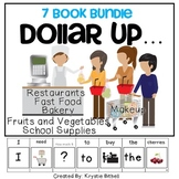 MONEY: I Can Buy...BUNDLE Dollar Up Adapted Book Autism