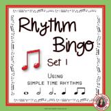 Rhythm Bingo 1