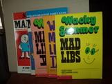 Mad Libs (Set of 5)