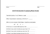 MaestroLeopold's Unit Test on Blues Music