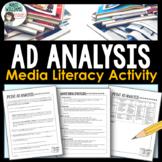 Advertising Analysis - Looking At Print Media
