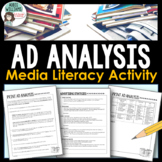 Advertising Analysis / Media Literacy