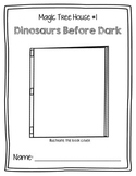 Magic Tree House #1: Dinosaurs Before Dark Comprehension Q