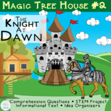 Magic Tree House #2 The Knight at Dawn Idea Organizers