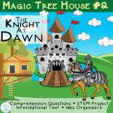 Magic Tree House #2 The Knight at Dawn Idea Organizers
