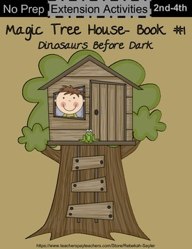 Magic Tree House Book 1 Activities