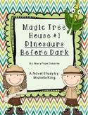 Magic Tree House Dinosaurs Before Dark Novel Study and Rea