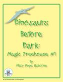 Magic Tree House: Dinosaurs Before Dark Novel Study CD