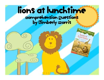 Lions at Lunchtime | Osborne Mary Pope | digital library bookzz