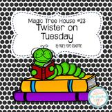Magic Tree House - Twister on Tuesday literature unit