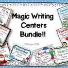 Magic Writing Bundle for October through April