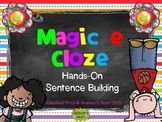 Magic e Cloze: Hands-On Sentence Building