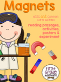 Magnets! CCSS aligned worksheets and more!