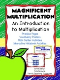 Magnificent Multiplication - Introduction to Multiplication