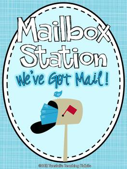 Mailbox Station Letter Writing