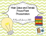 Main Idea & Summarizing Presentation