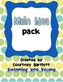 Main Idea pack