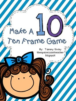 Make A Ten Card Game
