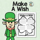Make A Wish: Lucky 4-Leaf Clover