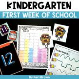 Make Way for Kindergarteners - Back to School Fun