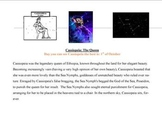 Make Your Own Constellation Lesson