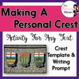 Symbolism Activity - Make Your Own Crest