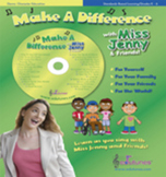 Character Education Songs + 64-Page Book - Shipped Version