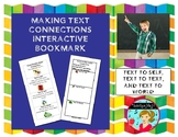 Making Connections Interactive Bookmark (2-sided)