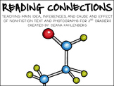 Making Connections {Main Idea, Inferences and Cause/Effect}