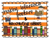 Making Inference Posters and Recording Sheets