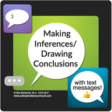 Making Inferences / Drawing Conclusions with Text Messages!