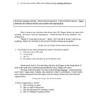 Making Inferences Summative (Final) Exam
