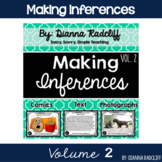 Making Inferences Vol. 2 {Standards Based}