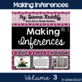 Making Inferences Vol. 3 {CCSS Aligned}