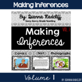 Making Inferences Vol. I {CCSS Aligned}