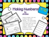 Making Numbers 4-10 in multiple ways