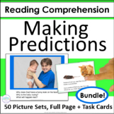 Making Predictions: Pictures for Using Evidence & Prior Knowledge
