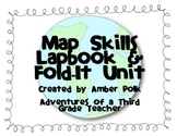 Map Skills Lapbook Unit