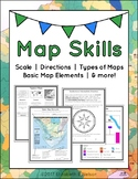 Map Skills Package