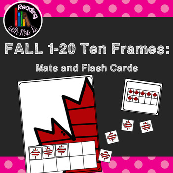 Maple Leaf Ten and Twenty frames center/centre activity