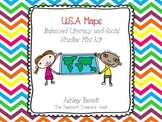Map Skills Volume 1