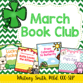 March Book Club Bundle #SLPMustHave