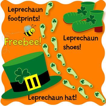 March FREEBEE Clip Art