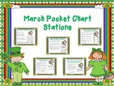 March Pocket Chart Station